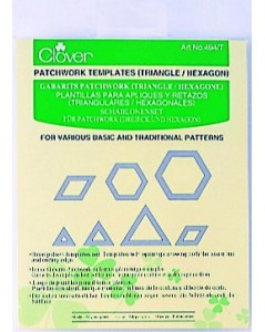 Patchwork Templates (Triangle