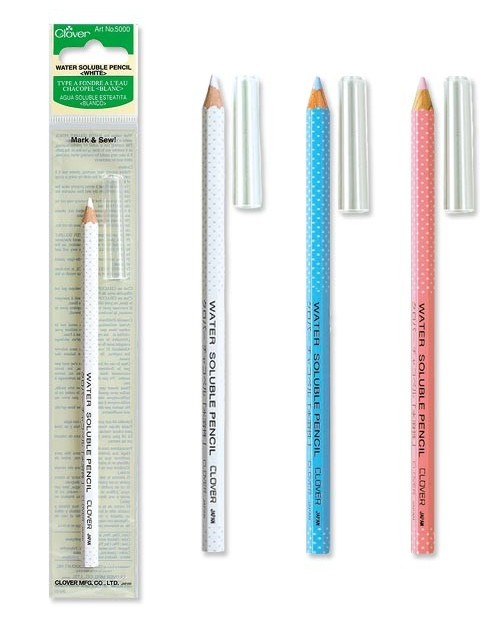Water Soluble Pencil