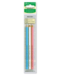 Water Soluble Pencil (Package of 3)