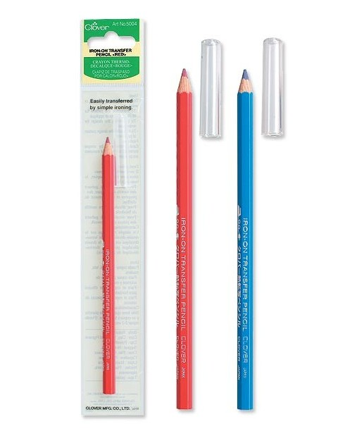 Iron-on transfer Pencil