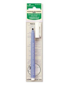 Water Soluble Marker (Fine)