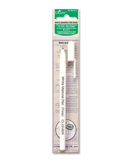 White Marking Pen (Fine)