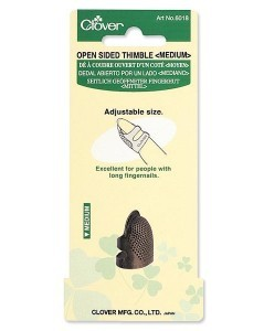 Open Sided Thimble