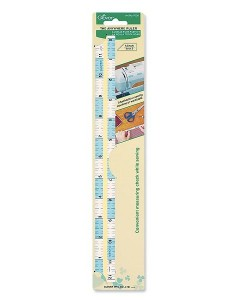 The Anywhere Ruler (inch)