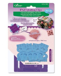 Puff Quilting Clips (Small)