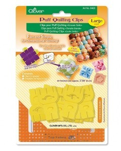 Puff Quilting Clips (Large)