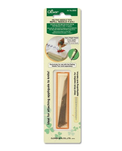 Felting Needle Tool Refill Needle (Heavy Weight Needle