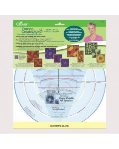 Trace and create quilt templates with Tracy Zieman