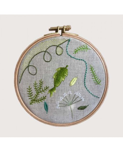 2 Hour Embroidery Lesson