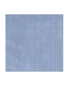 Blue-grey linen evenweave11 threads/cm  width 140 cm