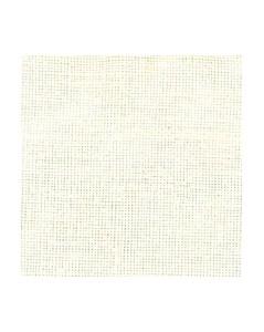 Bleached linen evenweave 12 threads/cm width 140 cm