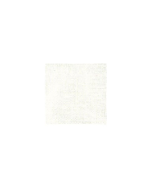 White linen evenweave 12 threads/cm width 140 cm