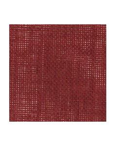 Rust linen evenweave 12 threads/cm width 140 cm