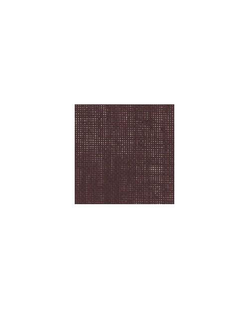 Brown linen evenweave 12 threads/cm width 140 cm