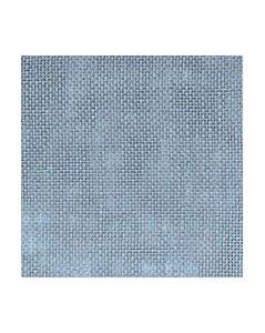 Steel blue linen evenweave 12 threads/cm width 140 cm