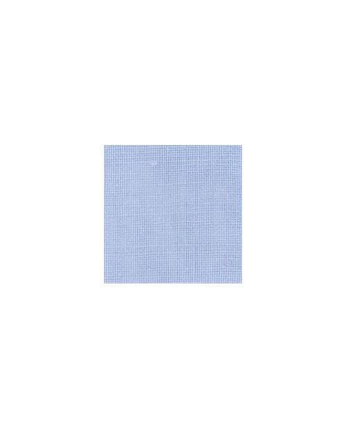 Blue sky linen evenweave 12 threads/cm width 140 cm