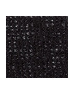 Black linen evenweave 12 threads/cm width 140 cm