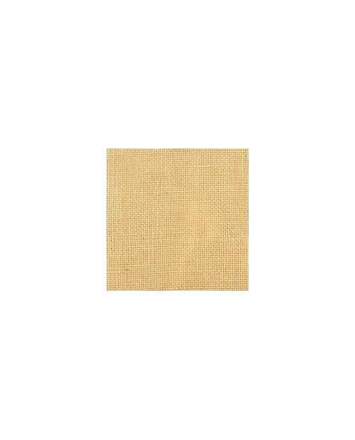 Sand linen evenweave 16 threads/cm width 140 cm