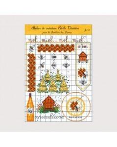 Honey leaflet (in french)