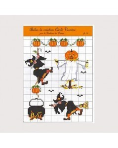 Halloween leaflet (in french)