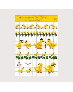 Duck leaflet (in french)