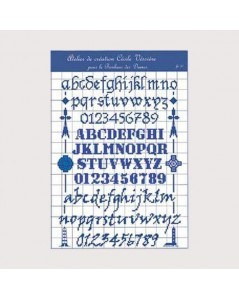 Alphabet leaflet (in french)