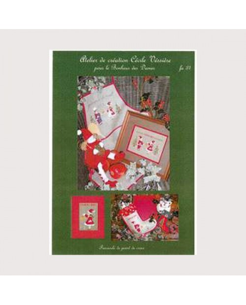 Christmas 3 leaflet (in french)