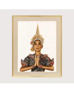 Thai lady