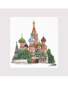 Basil's Cathdral Moscow