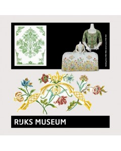 Rijksmuseum Catwalk Wedding dress 1750-1760 / Jak of caraco 1730-1749