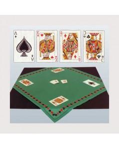 Card tablecloth