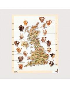 England with animals
