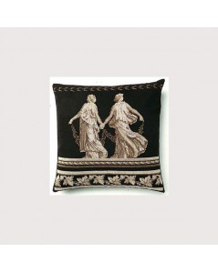 Grecian cushion