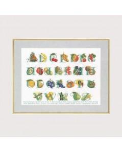 Fruit alfabet