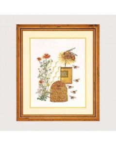 Merklap Honing