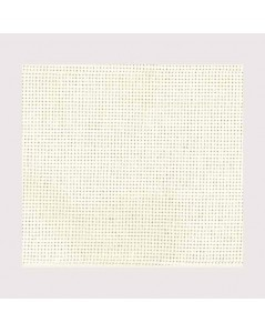 Ivory Hardanger 9 stitches/cm  width 150 cm