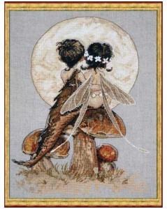 Nimue Chart Clair de Lune