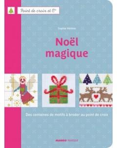 Noel Magique - au point de croix