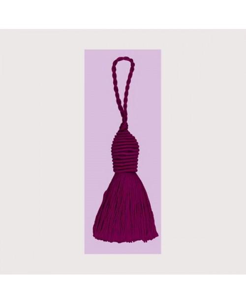 Purple bobble