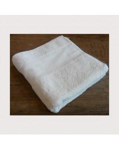 Ecru bath towel