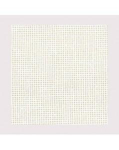White Waste canvas 10 threads/cm140 cm X 30 cm