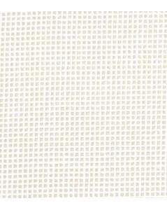 White Waste canvas 7 threads/cm140 cm X 60 cm