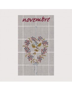 November cloth