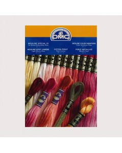 Color chart DMC