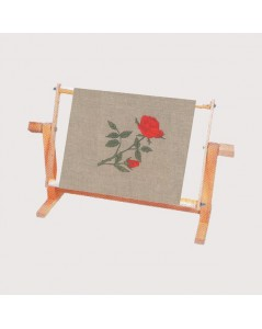 Table stand embroidery frame