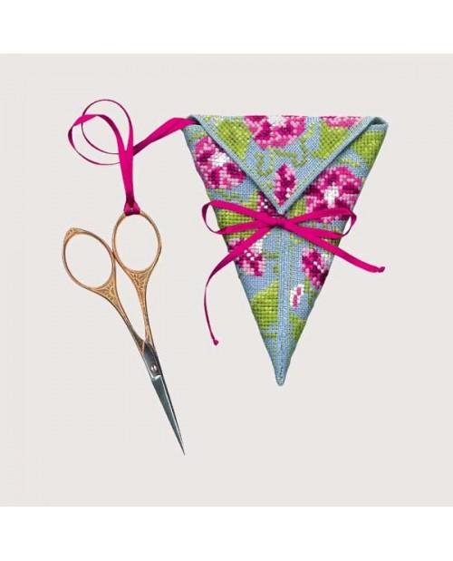 Scissor keep Morning-glory