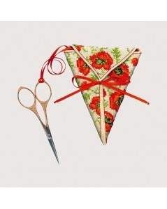 Scissor keep Poppies