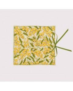 Needle case Mimosas