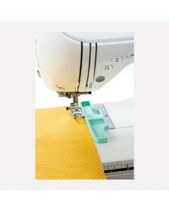 Using the Clover stitch guide 7708