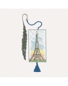 Broderie Tour Eiffel